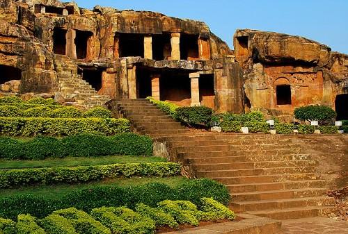 Cuevas de Udayagiri