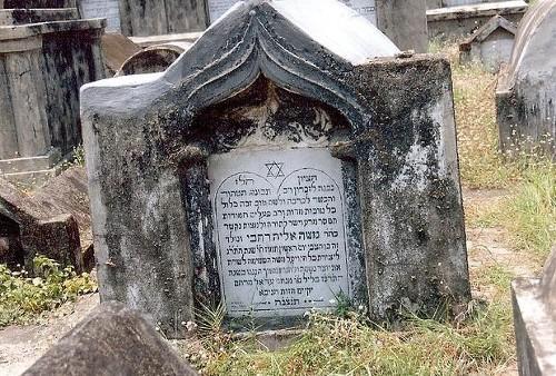 Cementerio Judio de Kochi